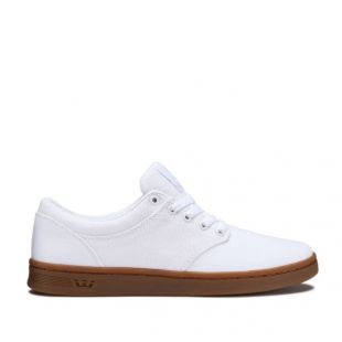 Кеды Supra Chino Court (white/gum)